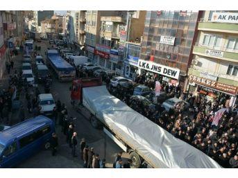 Sandıklı'dan, Halep'e Dev Yardım
