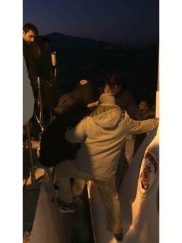 37 Kaçak Göçmen Yakalandı