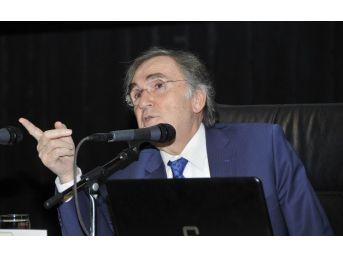 Cumhurbaşkanı Başdanışmanı Prof. Dr. Saraçoğlu Selçuk'ta