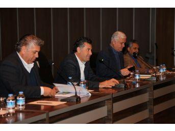 Yılın Son Muhtarlar Toplantısı Yapıldı