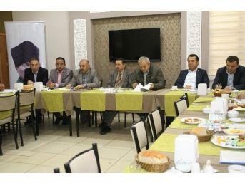 Devrek Tso Tarafından Kahvaltılı İstişare Toplantısı Düzenlendi