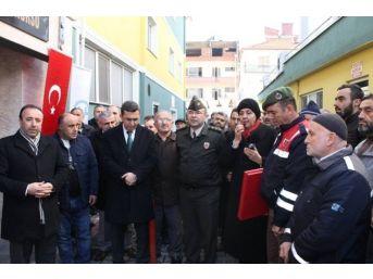 Saltukova Kız Kur'an Kursuna Şehit Kerim Keçeci İsmi Verildi