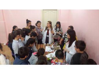 Tegv Çaycuma Öğrenim Birimi Bilim Yolculuğu Etkinliği Düzenledi