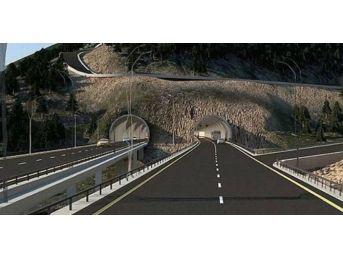 Ilgar Dağı Tünel İhalesi Yapıldı