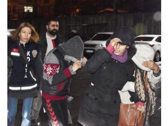 Fuhuştan Yakalanınca Polise 'bizi Yakalamaktan Bıkmadınız Mı?' Dediler