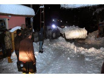 Kardan Kapalı Yollarının Açılması Için Asılsız Ihbarlarda Bulunmuşlar