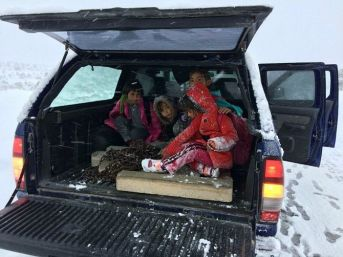 Mut'ta Eğitime Kar Engeli