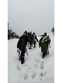 Toroslar Edaş, Ağır Kış Şartlarında Mücadeleye Devam Ediyor