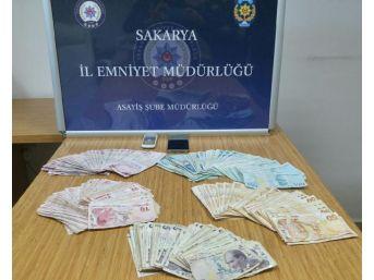 Kredi Çeken Fındık Satıcısın Aracının Lastiğinin Havasını Indirip 28 Bin Lirasını Çaldılar
