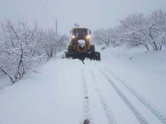 Sakarya'nın Yüksek Kesimlerinde Kar Etkili Oluyor