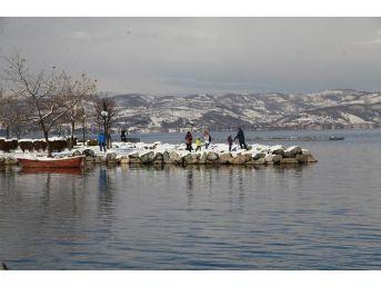 Sapanca Gölü'nde Son 10 Yılın Rekoru Kırıldı