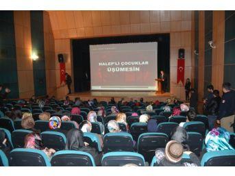 Halepliler İçin Tatvan'da Kermes Düzenlendi