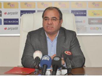 Eskişehirspor Genel Sekreteri Şahbaz: Tek Hedef Şampiyonluk