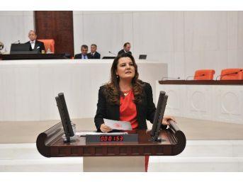 Chp Milletvekili Hürriyet, Kütahya'nın Sıkıntılarını Dört Bakana İletti