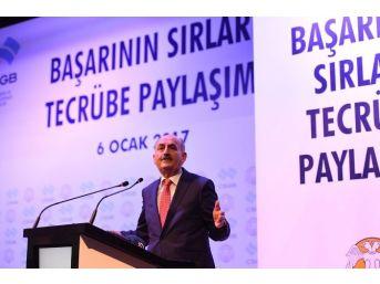 Bakan Müezzinoğlu, Selçuk Üniversitesi'nde