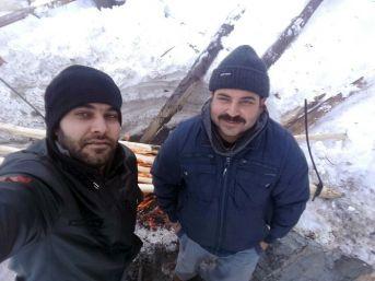 (özel) Kar Yiyip Ateş Yakarak Hayatta Kaldılar