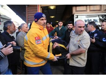 Milas'ta Bıçaklı Saldırgan Tutuklandı