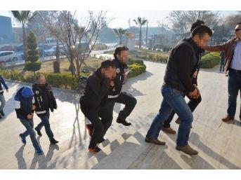 Milas'taki Uyuşturucu Operasyonunda 6 Tutuklama