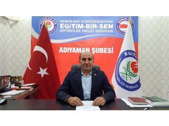 """Başkan Deniz; """"müfredatın Demokratikleştirilmesi Yeni Türkiye'nin En Önemli Adımıdır"""