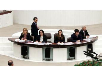 Anayasa Değişikliği Teklifinin 9'uncu Madde Görüşmelerine Başlandı (2)- Yeniden