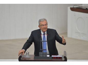 Chp Antalya Milletvekili Deniz Baykal: