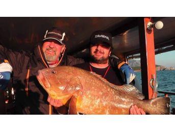 5. Kuşadası Balık Avı Turnuvası 8-9 Nisan'da Yapılacak