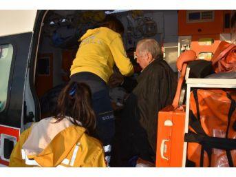 Otoyolda Buzlanma Zincirleme Kaza Getirdi: 9 Yaralı
