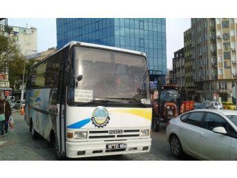 Karacabey Belediyesi'nden Ücretsiz Halk Otobüsü Hizmeti