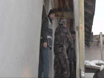 Çorum'da Ekmek Operasyonu : 36 Gözaltı