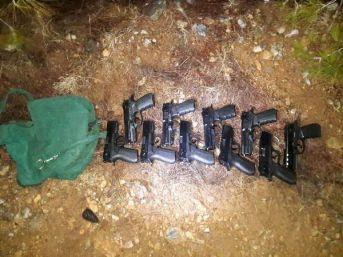 Denizli'de Silah Kaçakçılığına 2 Tutuklama