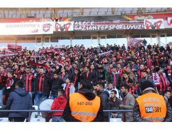 Gaziantep Arena'da İlklerin Gecesi