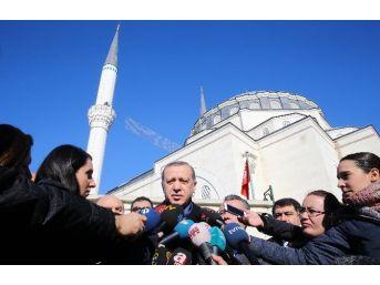"""Cumhurbaşkanı Erdoğan: """"garantiler Konusunda Türkiye'nin Olmadığı Bir Garantörlüğü Asla Beklemeyin"""""""