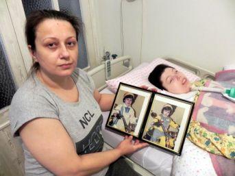 Ölümcül Hasta Kızını Yaşatmaya Çalışan Annenin Enzim Umudu