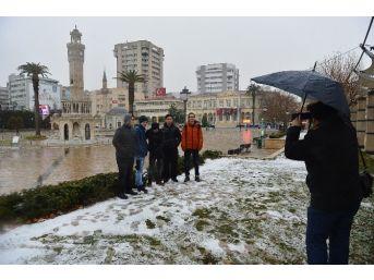 İzmir'in Karla İmtihanı