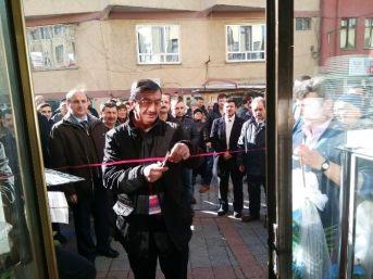 Belediye Başkan Yardımcısı Süleyman Akçay, İş Yeri Açtı
