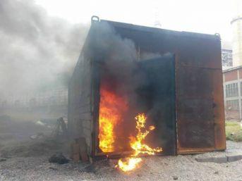Ateş Savaşçıları Manisa İçin Çalışıyor