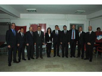 Cumhuriyet Başsavcısı Mustafa Ercan Kan Verdi