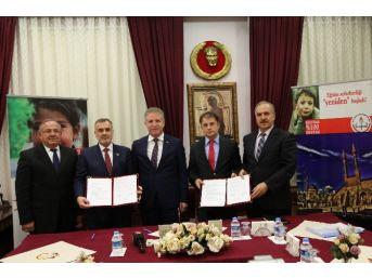 Sivas'a 32 Derslikli Meslek Lisesi Yapılacak