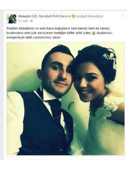 İstanbul'da Ölen Hamile Kadın Tokat'ta Toprağa Verildi