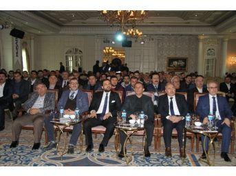 Müsiad Van Şubesinin 5. Olağan Genel Kongresi Yapıldı