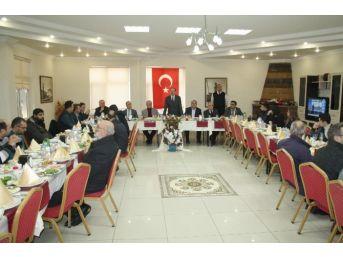 Yozgat'ta Basın İletişim Merkezi Kurulacak