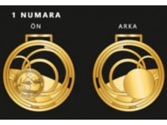 Atletizm Federasyonu Yeni Madalya Tasarımını Camiasına Sundu