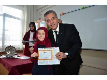 Pursaklar Belediye Başkanı Çetin'den Eğitime Sınırsız Destek