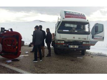 Ağır Ceza Mahkemesi Başkanı, Cumhuriyet Savcısı Eşi Ve Çocukları Trafik Kazasında Yaralandı