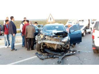 Aydın'da Trafik Canavarı Aralık'ta 6 Can Aldı