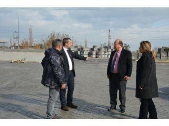 Efeler Belediyesi Şantiyeleri İle Güçleniyor