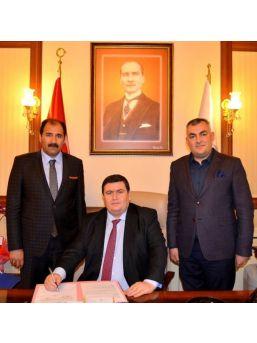 Erzincan Valiliği İle Türk Kızılay'ı Arasında Anaokulu İnşası Protokolü İmzalandı