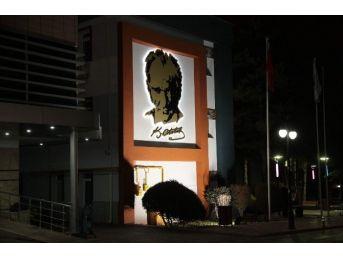 Odunpazarı'nın Atatürk Rölyefi Takdir Topluyor