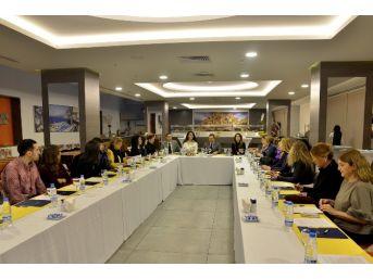 Tepebaşı Belediyesi'nden Kadın Ve Çocuklar İçin Güç Birliği