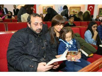 Bağcılar'da Televizyon İzlemek Yerine Kitap Okudular